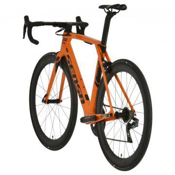 Sensa Giulia Evo Project Paint Blazing Orange Racefiets 2018