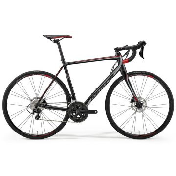 Merida Scultura Disc Black 400 2018