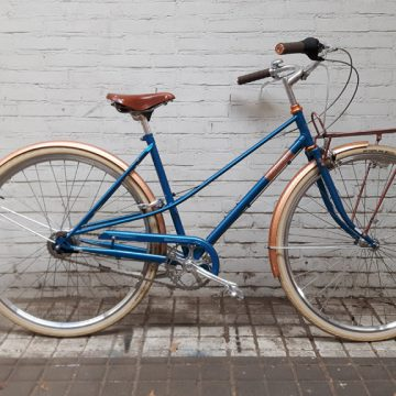 Creme Cycles Caferacer Doppio LTD Dames Pacific