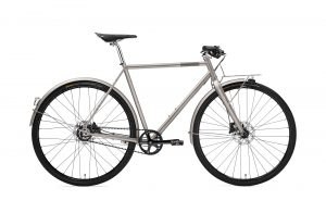 Creme Cycles Caferacer Ristretto Thunder Moonlight
