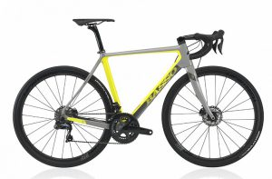 basso astra disc Yellow Gray