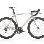 basso diamante Chrome Red