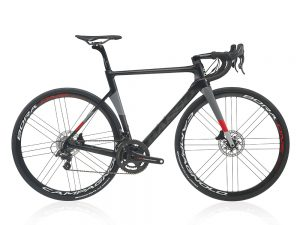 Basso Diamante Sv Disc Black Anthracite
