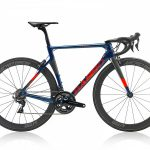 Basso Diamante Sv Blue/Fluo Orange