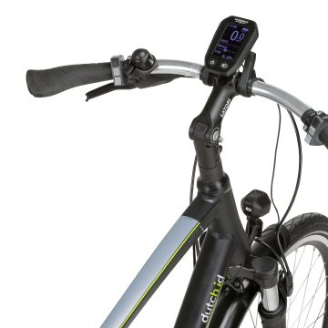Dutch ID City N8Di2 Heren Satin Black
