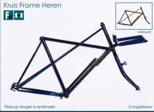 azor fat tire kruis frame heren 2018