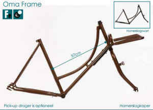 azor fat tire oma frame 2018