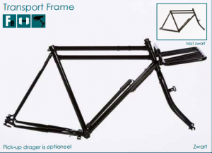 azor fat tire transport frame 2018
