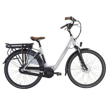 VanDijck Ceres E-bike Zilver