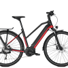 productfoto van 2020 Kalkhoff Endeavour 5.B Move Red Black Trapez