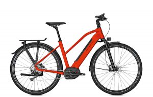 2019 Kalkhoff Endeavour 5.B Excite Firered Trapez