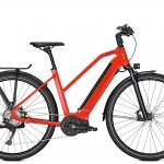 2019 Kalkhoff Endeavour 5.I Excite Firered Trapez