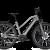 productfoto van 2020 Kalkhoff Endeavour 5.B XXL Silver Black Trapez