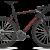 productfoto van 2020 Sensa GIULIA G3 RED-ON-BLACK