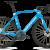 Productfoto van 2020 Sensa Giulia Evo Disc Caribbean Blue Chrome Limited