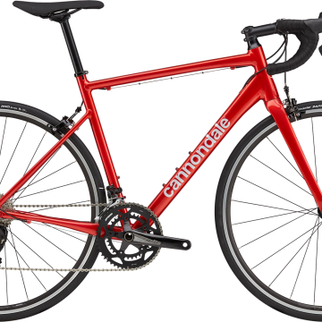 Cannondale Caad Optimo candy red 1