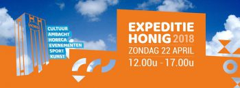 22 april: Expeditie Honig