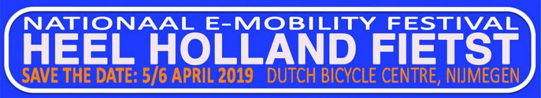 Heel Holland Fietst