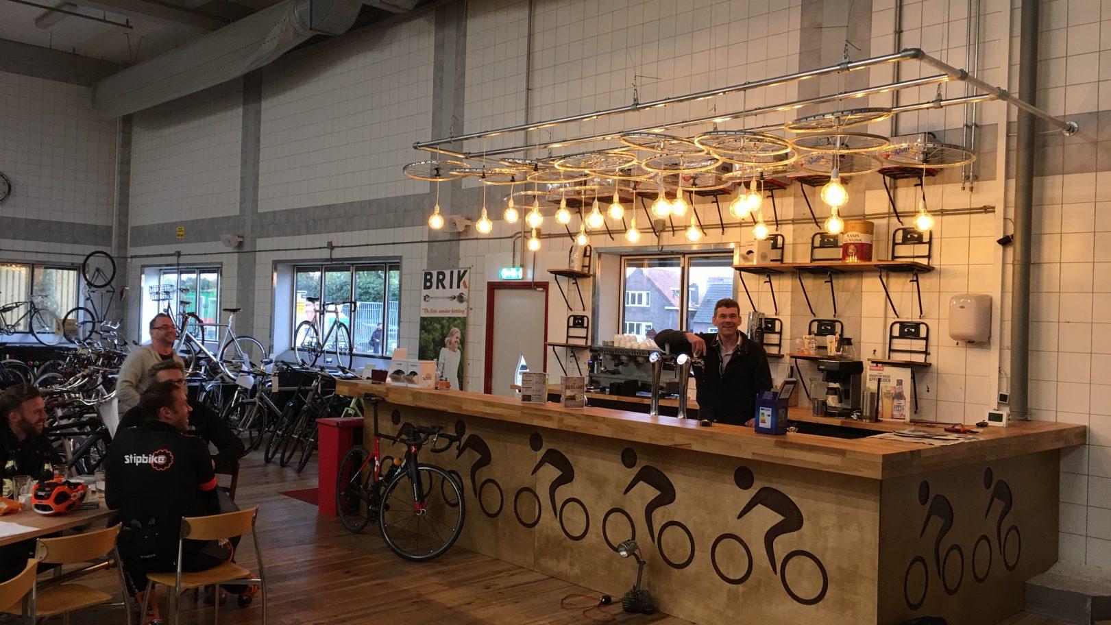 impressie fietswinkel nijmegen
